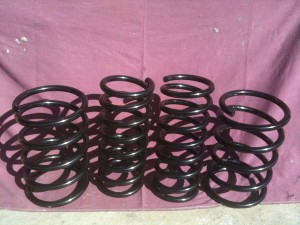 CS Lowering Springs