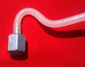customized flared end
